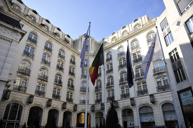 85 banen op de tocht in Brussels luxehotel Steigenberger Wiltcher's