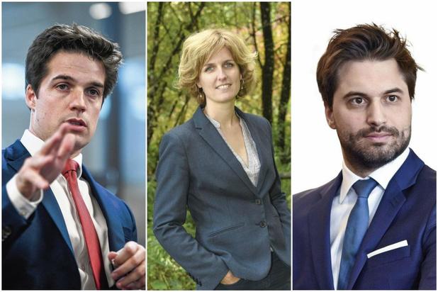 Ils montent en politique: la Belgique compte sept ministres de moins de 40 ans, dont cinq femmes