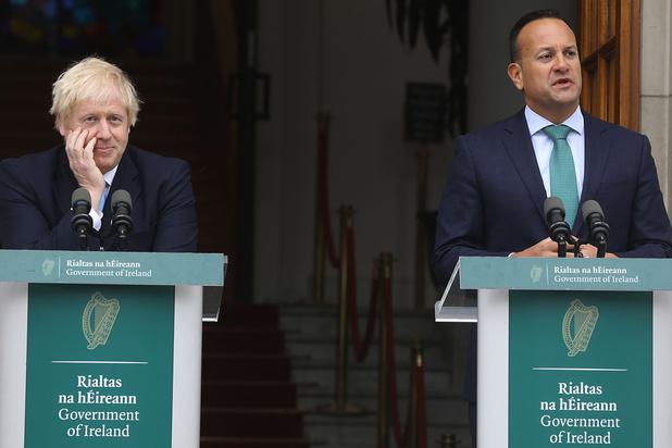 """Brexit : Londres n'a toujours pas présenté de proposition """"réaliste"""", selon Dublin"""