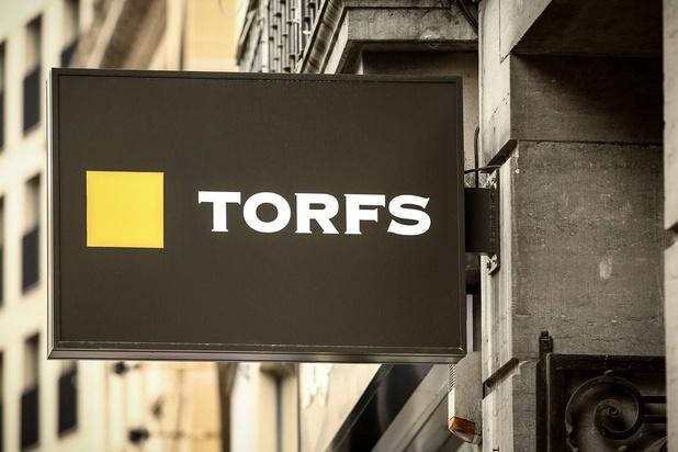 Les magasins fermés de Torfs ont causé une perte de 22 millions de chiffre d'affaires