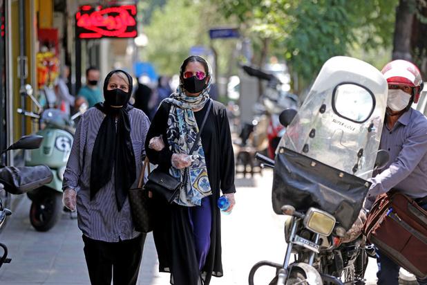 Coronavirus : 163 morts en 24 heures en Iran, nouveau record