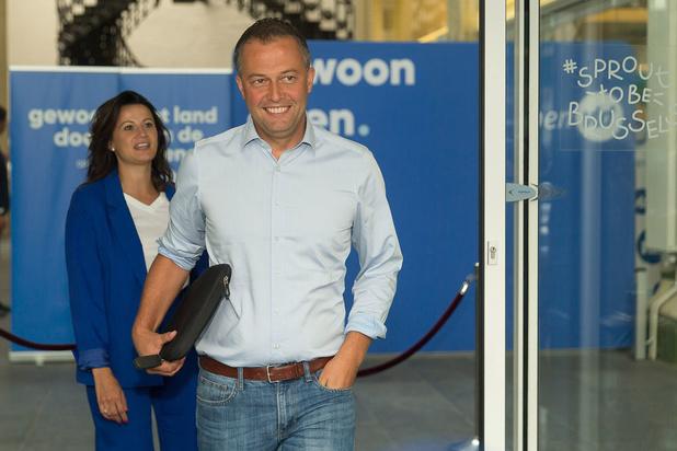 Egbert Lachaert is kandidaat-voorzitter Open Vld: terug naar de blauwe basisprincipes