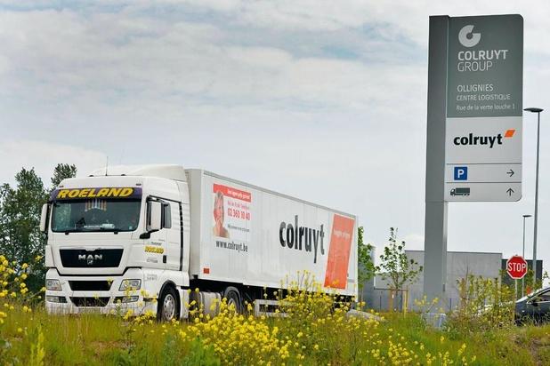 Colruyt teste un camion à hydrogène de 44 tonnes