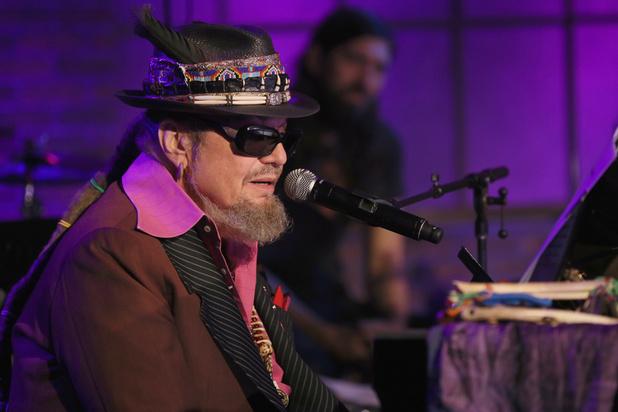 Muzieklegende Dr. John (77) is overleden