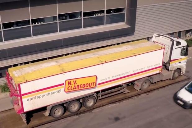 Aardappelverwerker Clarebout verliest voorkooprecht voor nieuwe site in Frameries