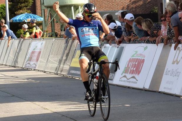 Juan Luis Arrieta wint in Vichte