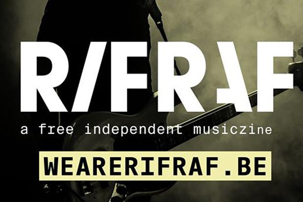 Muziekmagazine RifRaf bestaat weer en zoekt geld voor nieuwe start