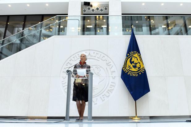 Cinq candidats européens pour la direction du FMI