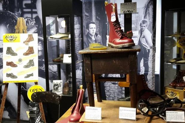 Iconisch schoenenmerk Dr. Martens wil naar de beurs
