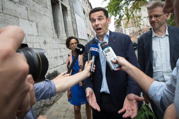 Gouvernement wallon : Ecolo dit oui à l'invitation du PS pour négocier avec le MR