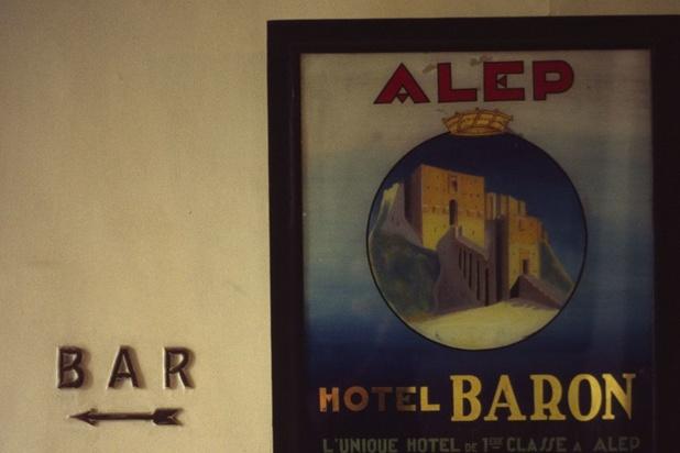 Le sort incertain du légendaire hôtel Baron à Alep