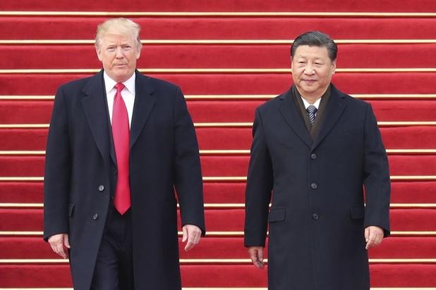 """Les Européens """"pris entre deux feux"""" dans la guerre Chine-USA"""