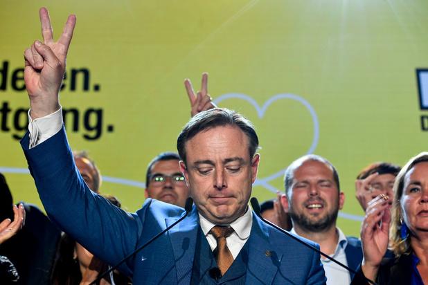 'Bart De Wever is de cynische uitvoerder van het radicale postmodernisme geworden'