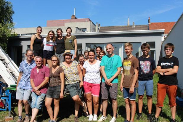 Vier klassen VBS H. Familie verhuizen vlak voor nieuw schooljaar