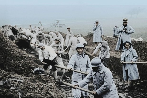 La commémoration de l'Armistice de 1918 a 100 ans... sauf en Belgique