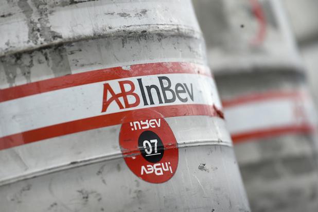 Verrassende volumegroei bij AB InBev