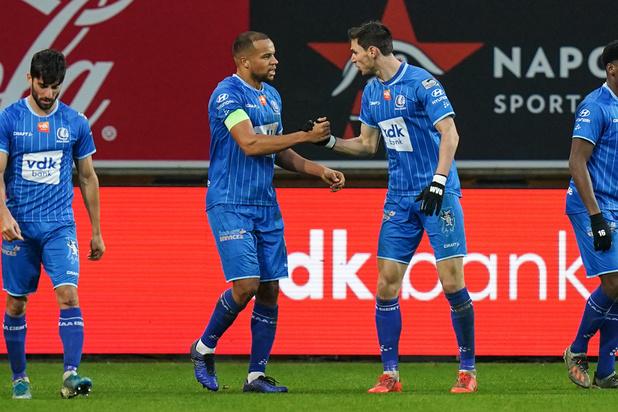 La Gantoise concède un deuxième partage à domicile cette saison, face au Club Bruges (1-1)