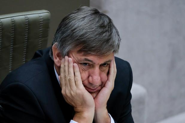 L'opposition flamande quitte l'hémicycle lors du débat sur la déclaration gouvernementale
