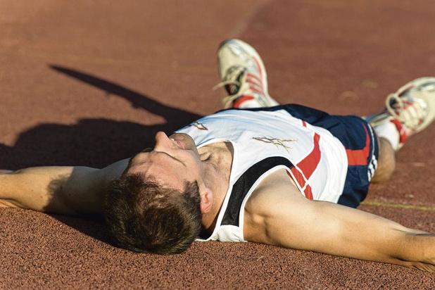 Te veel sport schaadt de hersenen