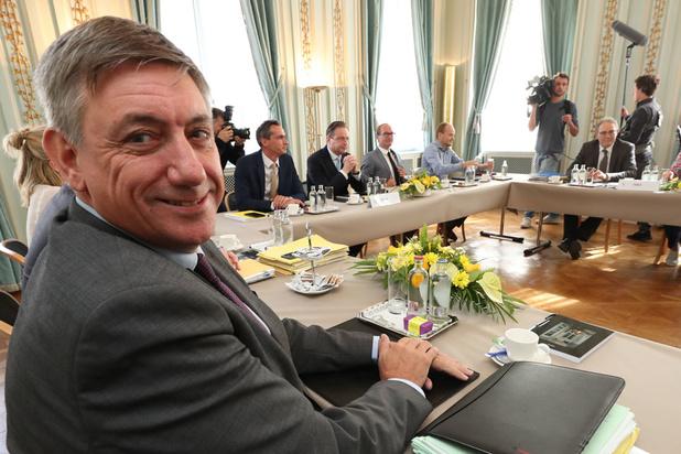 Vlaams minister-president Jambon vormde zich om van hardliner tot bestuurder