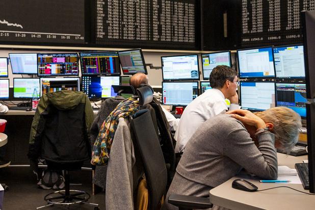 Europese beurzen weer in het verlies na fors herstel