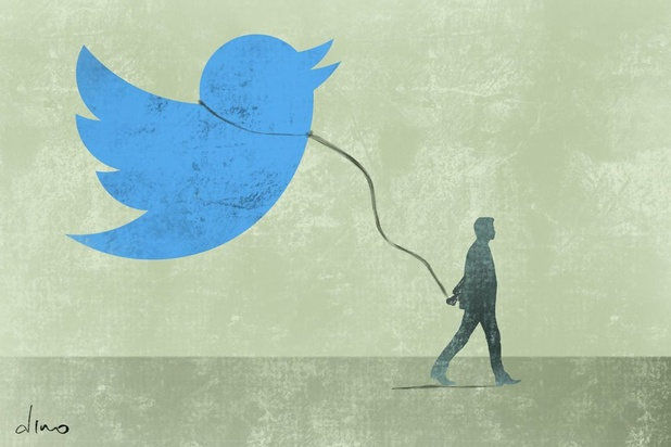 Twitter maakt gebruikers zichtbaarder voor adverteerders