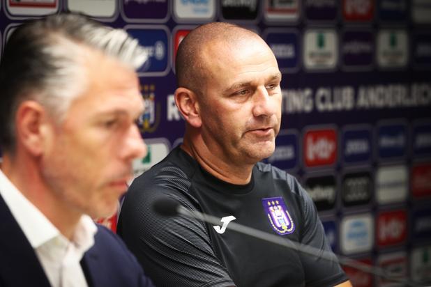 Anderlecht stuurt bij: Kompany aanvoerder, Davies verantwoordelijke tijdens de match