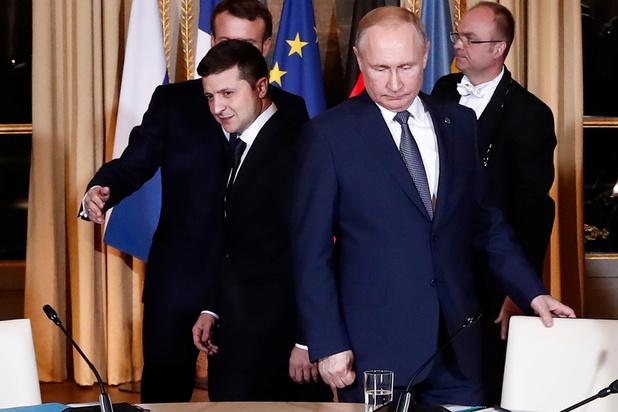 Rusland en Oekraïne willen voor jaareinde gevangenen ruilen