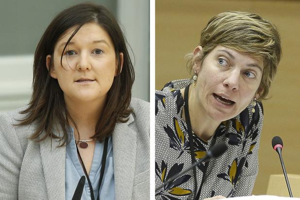 Cindy Franssen en Griet Smaers interim-voorzitters CD&V