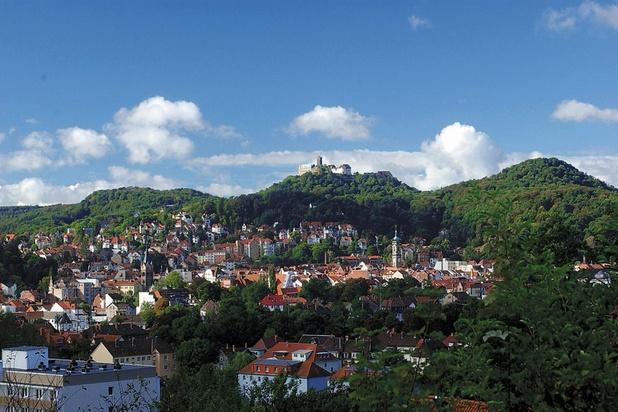 Citytrippen in Duitsland: Wartburg, Luther en Bach in Eisenach
