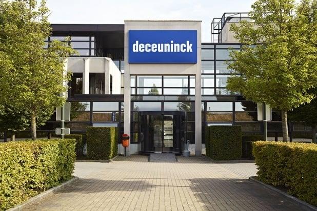 Bouwbedrijf Deceuninck lijdt nog niet onder coronacrisis