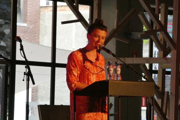 'Waagstukken' van Charlotte Van den Broeck: 'Zijn architecten eigenlijk wel geschikt als personage?'