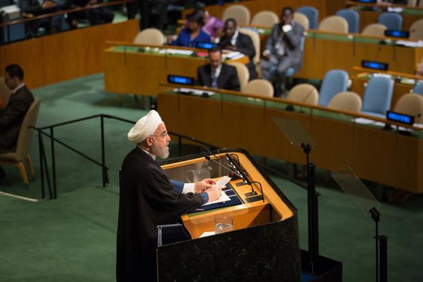 A l'ONU, suspense sur une éventuelle rencontre Trump-Rohani
