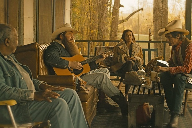 Countryfilm 'Blaze' bestaat uit drie akkoorden en de aangedikte waarheid