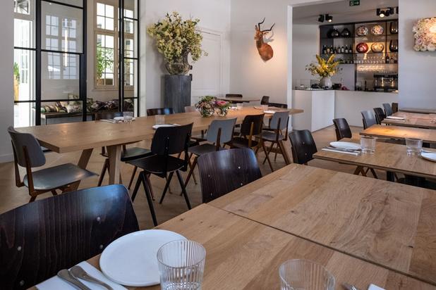 Kleurrijke bereidingen met groenten in de hoofdrol bij restaurant Stassart11 in Mechelen