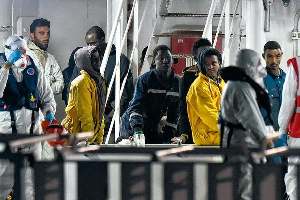 Des hommes derrière les chiffres des migrations