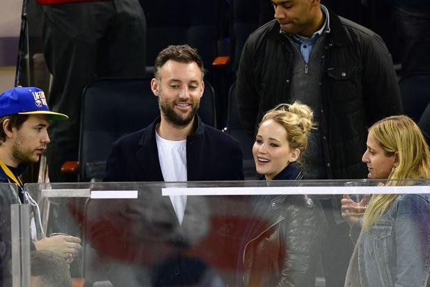 Jennifer Lawrence et Cooke Maroney se sont mariés