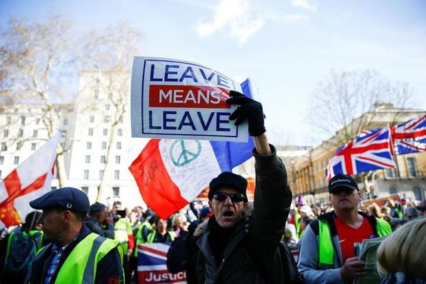 Hebben de Britten met de brexit de bodem bereikt?