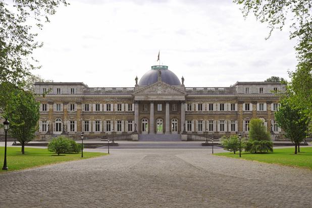 Château de Laeken: un nouveau dressing au prix d'une maison