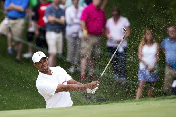 Nike profiteert van wederopstanding van Tiger Woods