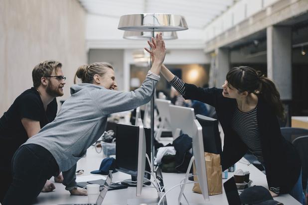 Week van het Werkgeluk: 10 manieren om gelukkiger te zijn op het werk