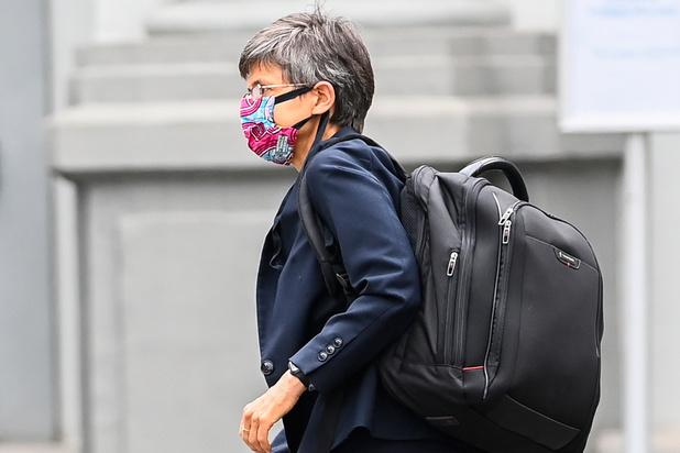 Qui est Cathy Berx, la femme qui a imposé le couvre-feu à Anvers ?