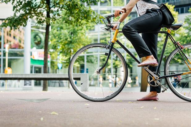 Enfourcher son vélo est aussi un moyen de s'émanciper