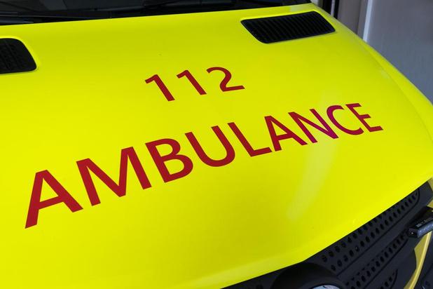 Zeven gewonden bij frontale botsing op Expresweg in Waregem