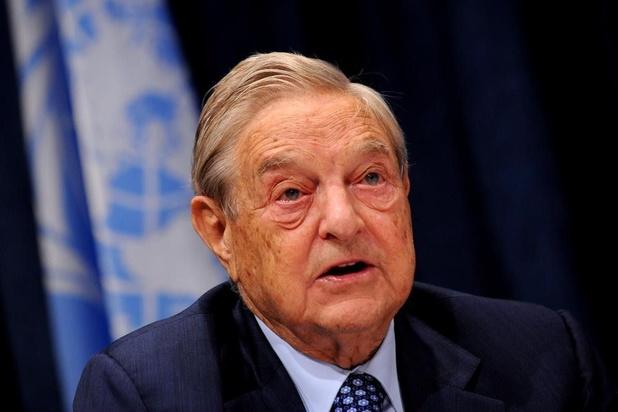 """Soros annonce investir 1 milliard de dollars pour mobiliser contre les """"dictateurs"""""""