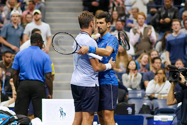 US Open : Novak Djokovic abandonne en 8e de finale