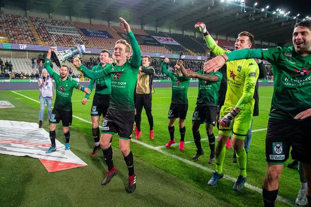Le Cercle de Bruges n'en finit plus de gagner