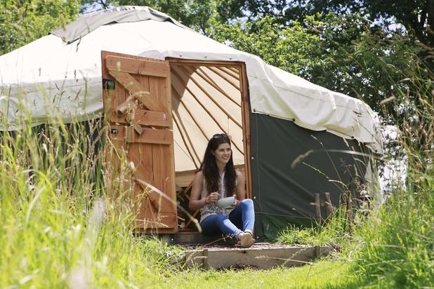 Les yourtes et cabanes considérées comme des logements