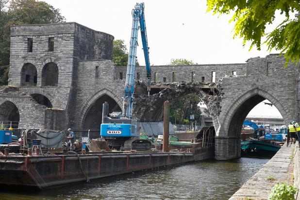 Déconstruction du Pont des Trous: 120 pays regardent le direct de No Telé