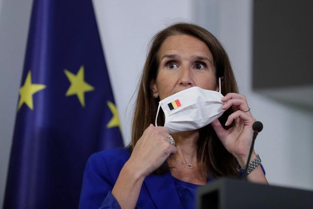 """Sophie Wilmès salue le """"retour au multilatéralisme"""" de l'administration Biden"""
